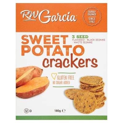 RW García Galletas de batata dulce– ...