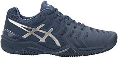 ASICS Chaussures Gel-Resolution Novak Clay: Amazon.es: Deportes y ...
