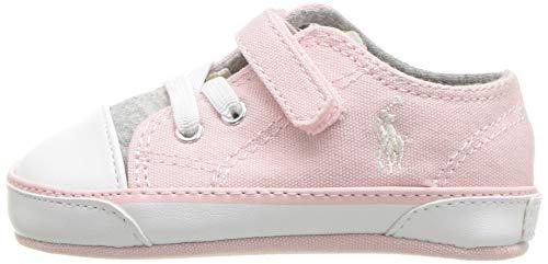 Pictures of POLO RALPH LAUREN Kids Girls' Koni Crib RL100267L Light Pink 5
