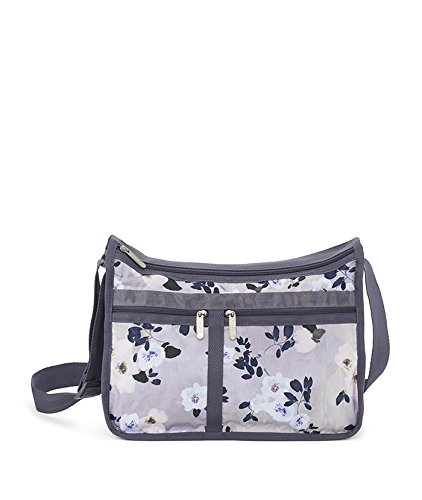 LeSportsac Lyrical Frost Deluxe Everyday Crossbody Bag + Cosmetic Bag