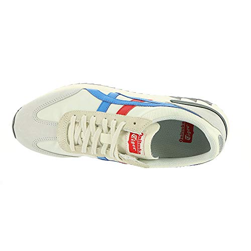 Cream Ex California Unisex Shoes adult classic Tiger Blue 78 Onitsuka SwUP1q1