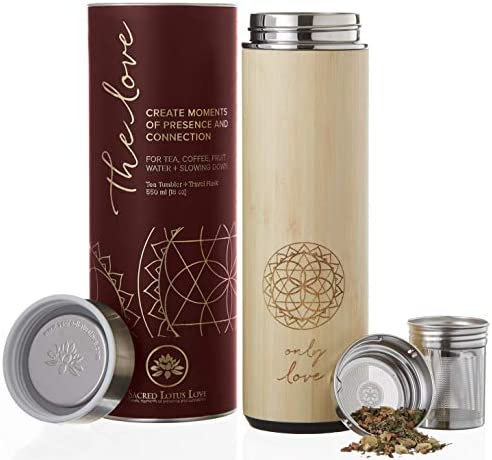 Love Tumbler Thermos Strainer Insulated product image