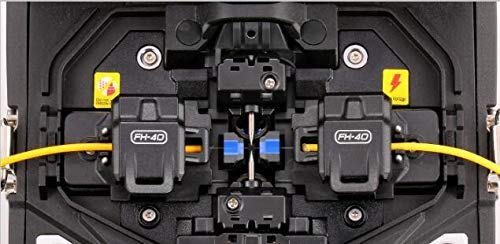 Original FH-40 Bare Fiber Pigtail Leather 3 in 1 Fiber Holder for INNO IFS-10/15/15M/16 V3 V5 V7 View 5 View 7 Fusion Splicer (Inno Original) (Made in China)