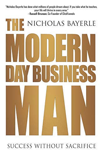 The Modern Day Business Man: Success Without Sacrifice (A Man Sacrifices His Health For Money)