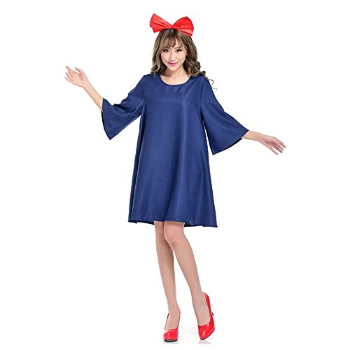 Animated Halloween Costumes (Anime Witch Dress Animated Cartoon Costumes Cosplay party Halloween dress up)