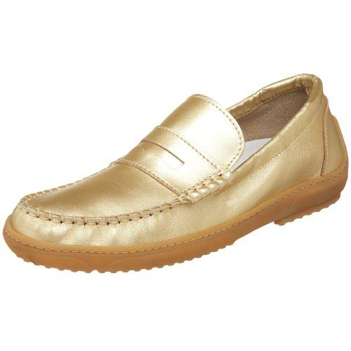 Naturino Big Kid Polo Dress Shoe,Platino,36 EU (US Big Kid 5-5.5 (Naturino Polo)