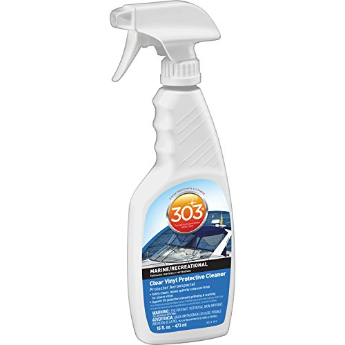 303 30214 Clear Vinyl Protective Cleaner - 16 fl. oz.