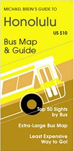 Madrid Travel Guide (Michael Breins Travel Guides to Sightseeing by Public Transportation)