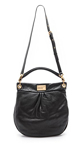 Black Jacobs Hobo Marc Q Women's by Hillier Marc Classic WEvTxT8wq0