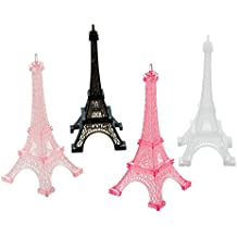 Amscan 398185 Day in Paris Eiffel Tower - Multicolor One Size Multi