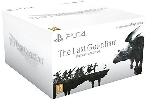 The Last Guardian Collectors Edition  It Import