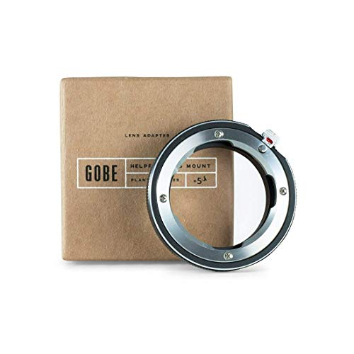 Gobe Lens Mount Adapter: Compatible with Leica M Lens and Sony E Camera ()