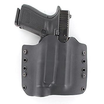 R&R Holsters: OWB Kydex Holster for Streamlight TLR-1, TLR-1S, TLR-1HL -  50+ Gun Models Available - Black