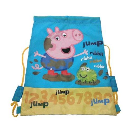 (Peppa Pig George Trainer Bag)