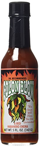 Colon Blow Habanero Enema Sauce product image