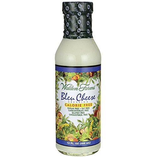 Walden Farms, Bleu Cheese Dressing, 12 oz
