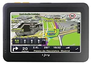 I-JOY I-Route Kompass PLUS - Navegador GPS ( 4.3  pulgadas)