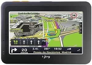 I-JOY I-Route Kompass PLUS - Navegador GPS (4.3 pulgadas): Amazon.es: Electrónica