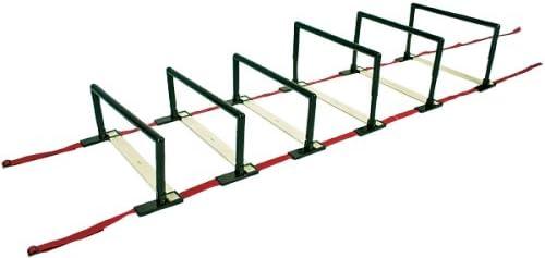 JFIT j//fit Adjustable Step Hurdle Ladder