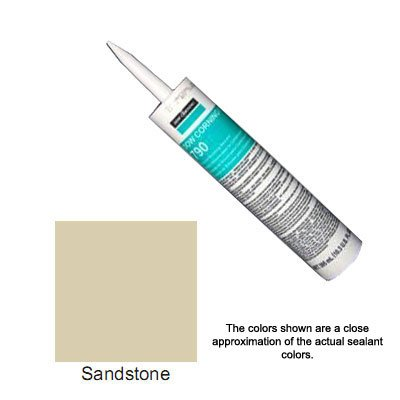 Dow Corning 790 Silicone Building Sealant - Sandstone by Corning