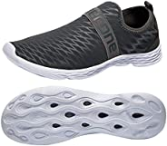 Ranberone Men's Water Shoes Quick Dry Aqua Socks Barefoot Summer Sports Sneakers Size