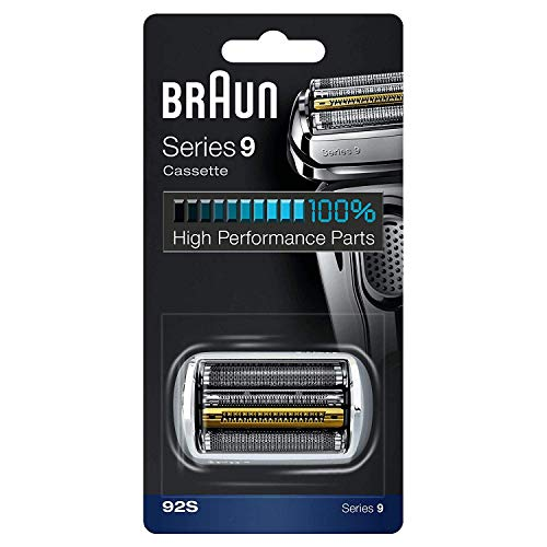 Braun Series 9 92S Foil & Cutter Replacement Head, Compatible with Models 9090cc, 9093s, 9290cc, 9293s, 9295cc