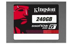 Kingston SSDNow V+200 240GB SATA III 6Gb/s 2.5-Inch Solid State Drive KW-S2140-4B