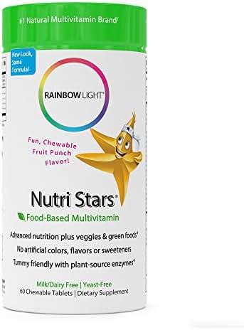 Multivitamins: Rainbow Light Nutri Stars