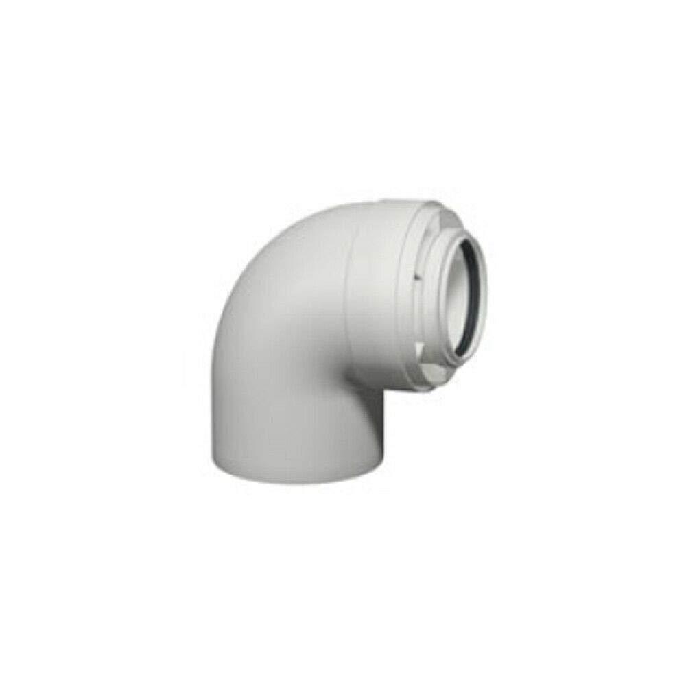 Rohr DN 80//125 x 0,5 m Viessmann Abgassystem konzentrisch AZ DN 80//125 Rohr