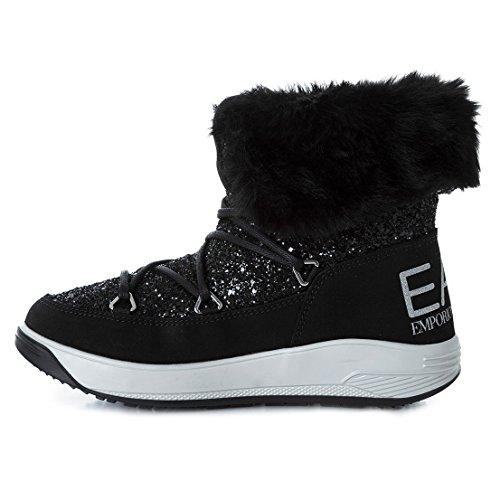 Boots Moon 288045 Women's Armani Shoes Glitter EA7 6A210 Emporio PpqzwTT