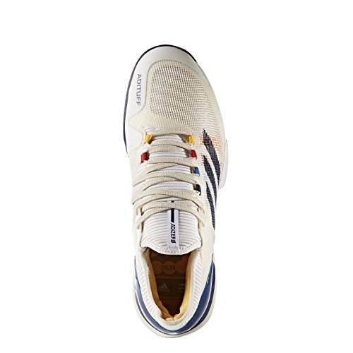 Adidas Adizero Ubersonic 2 Pw Mænds Tennissko Hvid / Marineblå / Rød Hvid WKtWsTHc2o