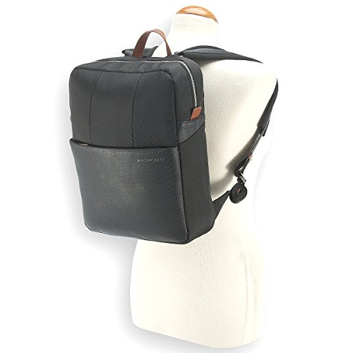 Roncato Wireless Mochila 35 cm denim nero