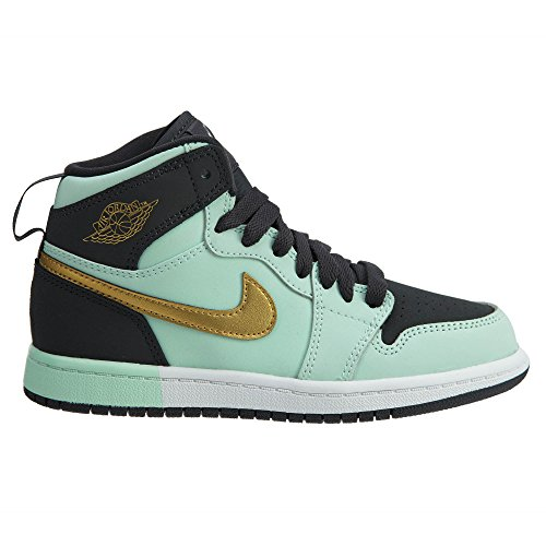 Nike JORDAN 1 RETRO HIGH GP mens fashion-sneakers 705321 Mint Foam/Metallic Gold-anthracite-white cheap sale wide range of latest cheap online BRy6H