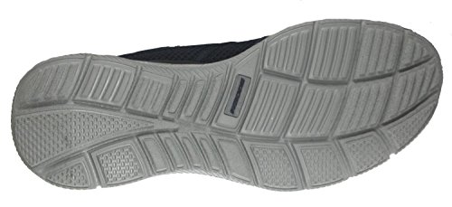 Equalizer gris Homme nbsp;persistent Baskets Bleu Anthracite Basses Skechers Marine aT4pgpq