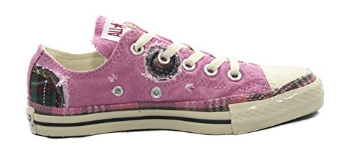 Converseer Chuck Taylor Patches Lo Tops 5 Ons Dames