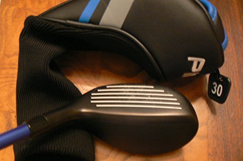 Ping Men's G30 Hybrid #6h Tfc 419h Graphite Right Handed Soft Regular Flex (Ping Hybrid Irons)