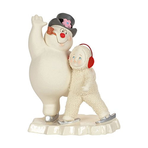 """Department 56 Snowbabies Guest Collection Come On Frosty Figurine, 5.4"""""""