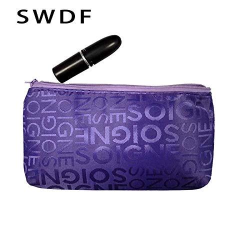- Creative Women Portable Cute Multifunction Beauty Zipper Travel Cosmetic Bag YF