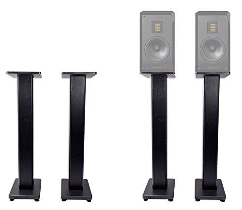 peaker Stands for Pair MartinLogan LX16 Bookshelf Speakers ()