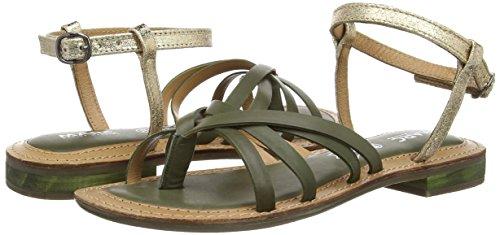 combi Mimi Mujer Verde Sandalias Marc olive Shoes 556 Grün Dedo De fwZWH7q