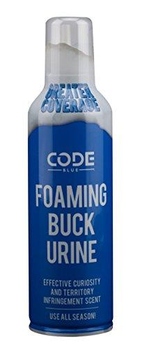 Code Blue Foaming Buck Urine 8 oz by Code Blue