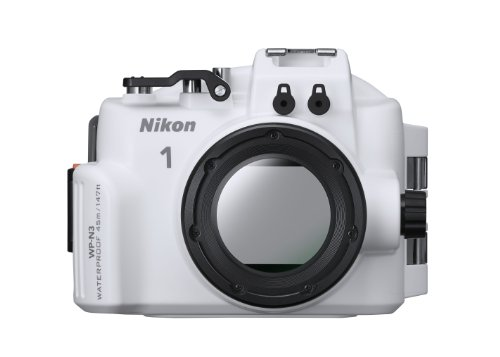 Nikon 3780 1 WP-N3 Waterproof Case (Black/White)