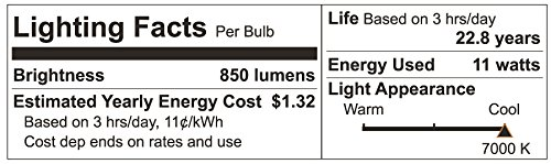 C by GE 44303 A19 C-Sleep Smart LED Light Bulb by GE Lighting, 1-Pack