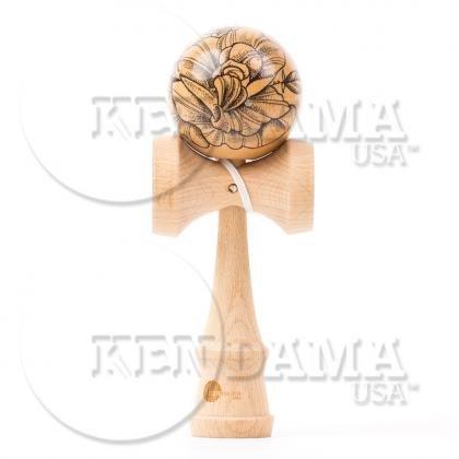 KENDAMA USA けん玉 Custom-カスタム- サワーマッシュ マスターイラストシリーズ #29-Chosen Rose B010N4FJ0S