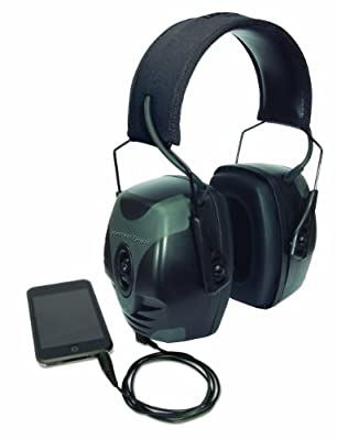 Howard Leight by Honeywell Impact Pro Sound Amplification Electronic Earmuff (R-01902)