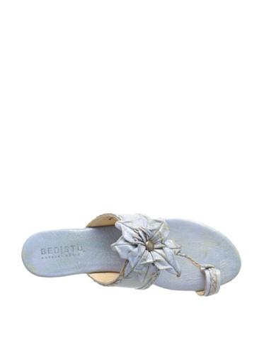 BED:STU - Sandalias de vestir para mujer Azul - Blue Lux