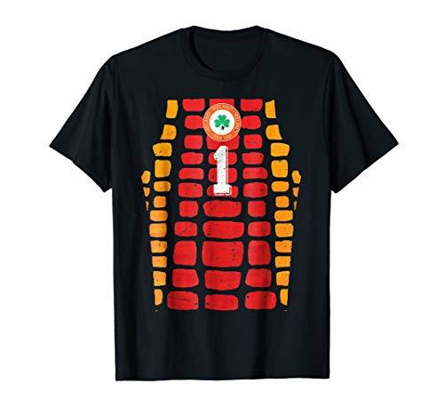 Graphic Jersey Goalkeeping (Retro Ireland Soccer Jersey Goalkeeper Football T-Shirt 1994)