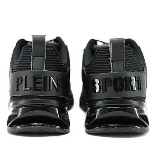 Plein Sport Sneaker Bianco Runner Strap Original Uomo rdr67CqPx