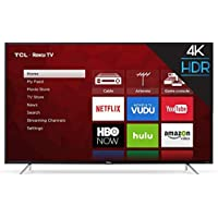 TCL 65S403 65-Inch 4K UHD Smart LED Roku TV (Certified Refurbished)