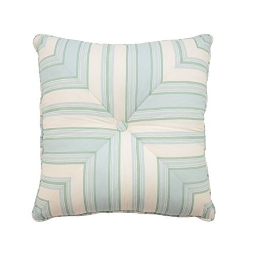 WAVERLY Astrid Decorative Pillow, 18x18, Mineral by WAVERLY